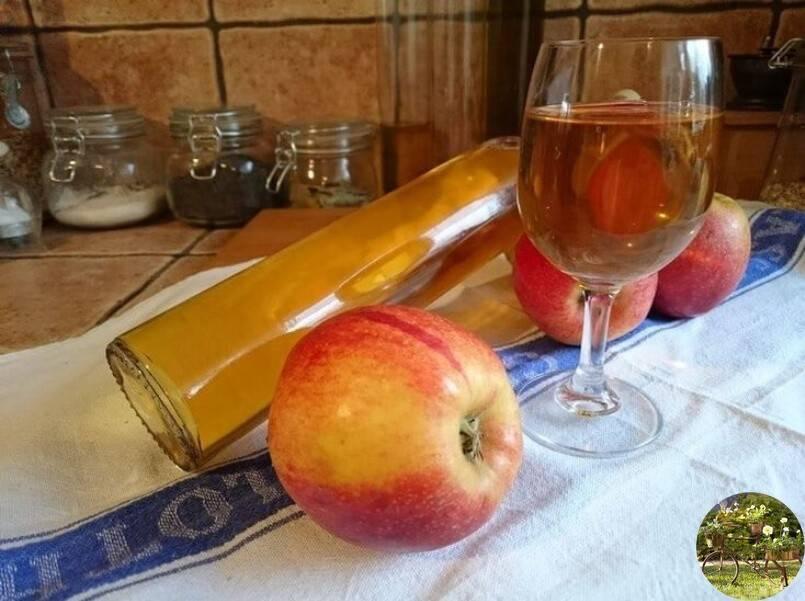 Домашняя наливка из яблок ? – 13 замечательных рецептов