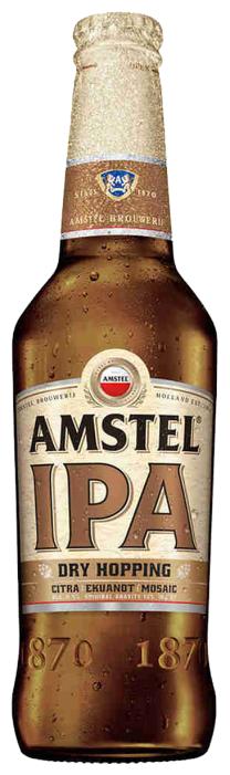 История пива amstel