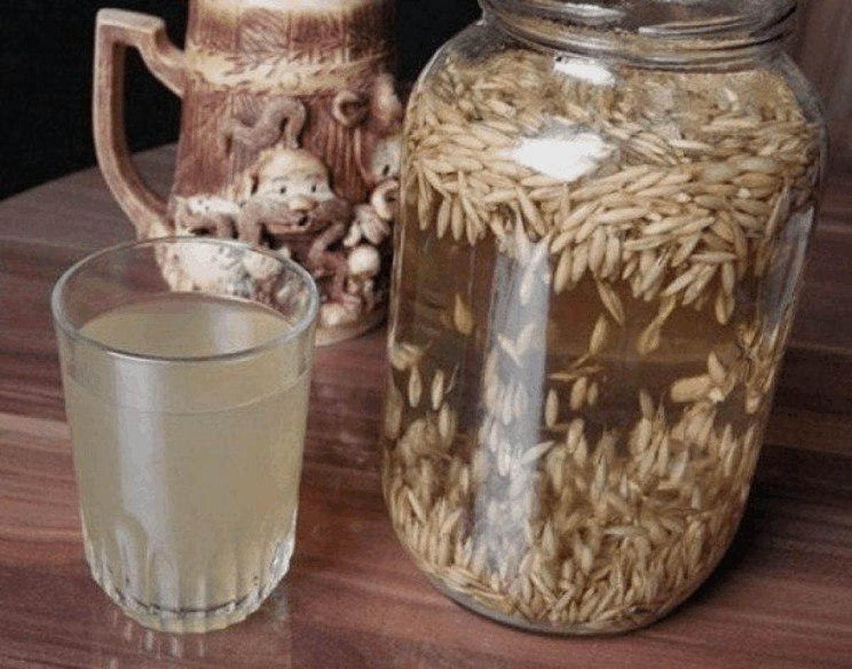Квас из овса: рецепт, как поставить в домашних условиях, польза и вред