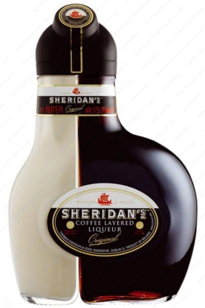 Шеридан ликер: что такое sheridan s, черный и белый слои в одной бутылке, как правильно наливать и пить