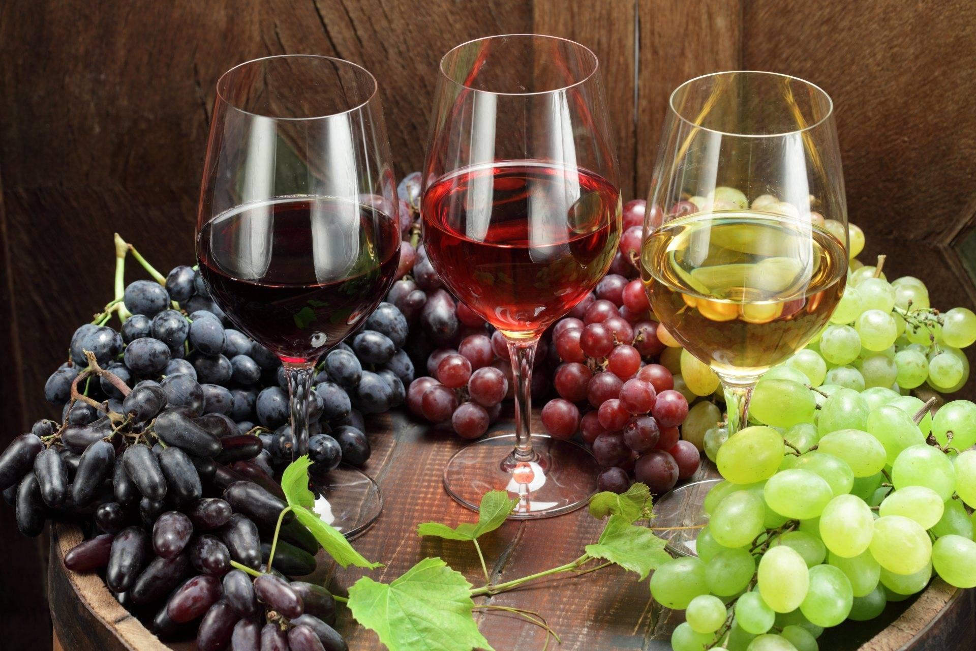 Польза домашнего вина неоспорима, в чем же она заключается?