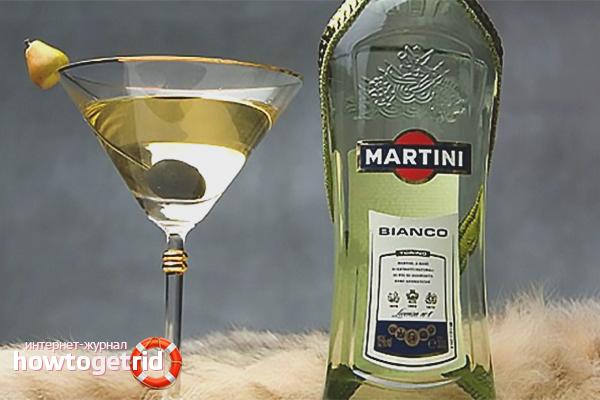 Мартини россо: с чем пить, смешивать и как закусывать вермут