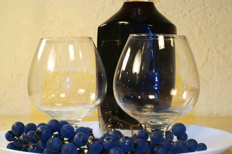 Наливка из винограда в домашних условиях рецепт с водкой