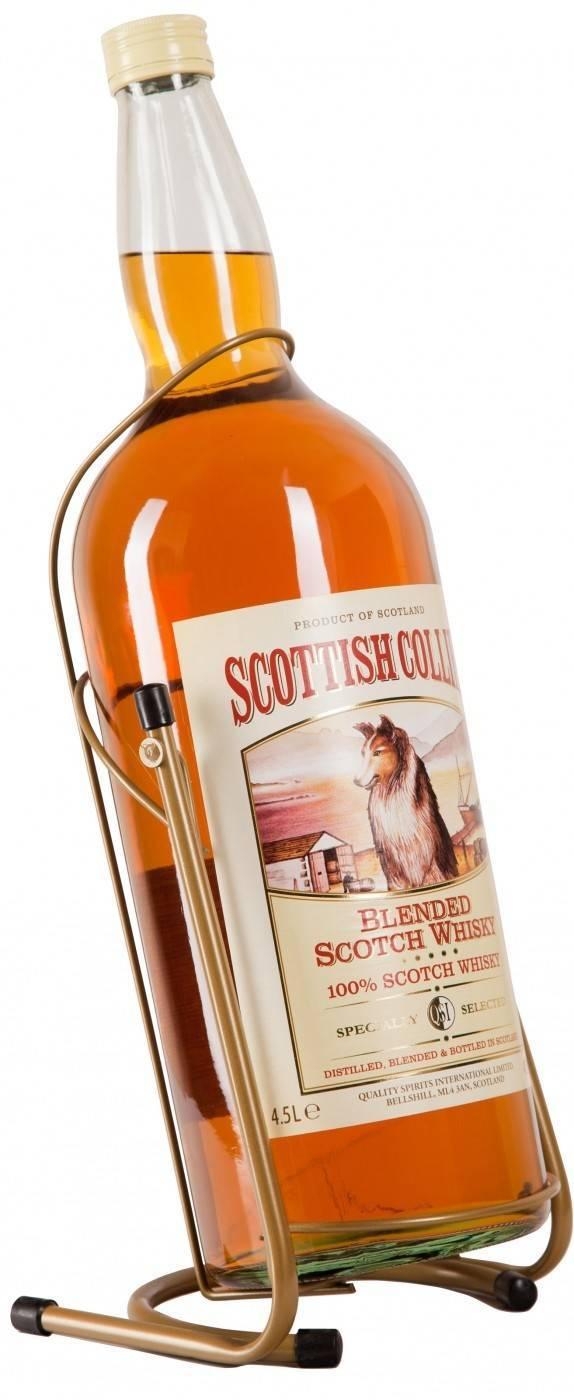 "Виски ""скоттиш маунтинз"" (scottish mountains) купажированный 0,7л крепость 40% (виски), купить в интернет-магазине «вино-сити»"