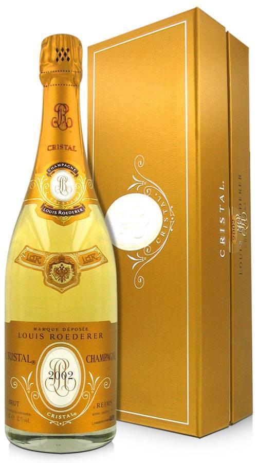Кристальное шампанское: элегантный вкус в хрустальной бутылке
