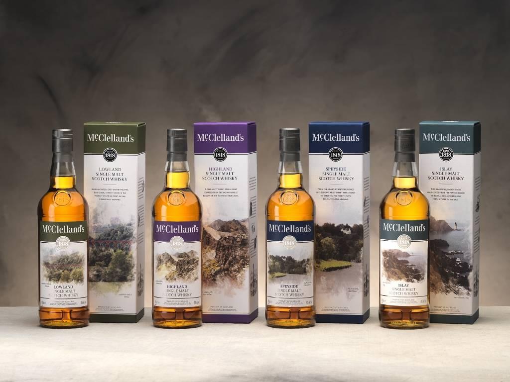 """Виски """"макклелланд"""": история бренда, вкусовая палитра"""