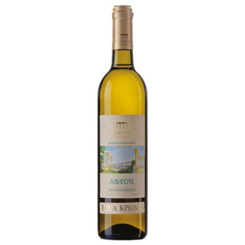 Обзор вина алиготе