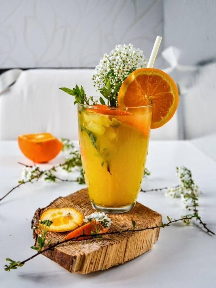 Мимоза алкогольный напиток. рецепты приготовления коктейля мимоза. процесс приготовления коктейля мимоза