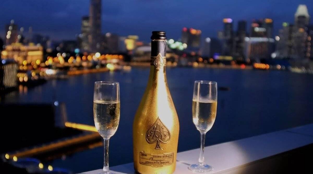 Самое дорогое шампанское — названия, рейтинг