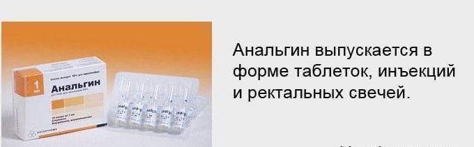 Помогает ли анальгин от боли в голове