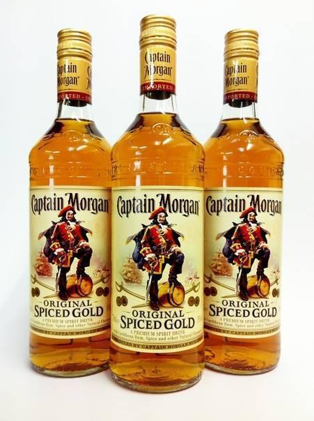 Ром капитан морган — наследие пиратских времен