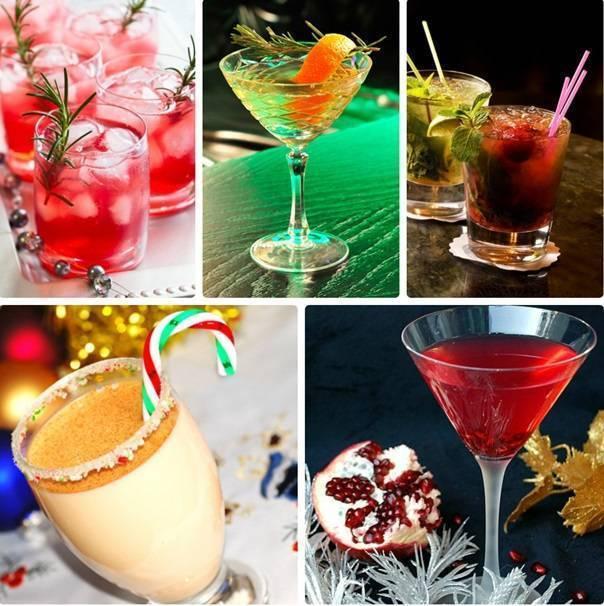 Рецепты самых популярных коктейлей и напитков для домашней вечеринки | кулинария - всё pro еду!