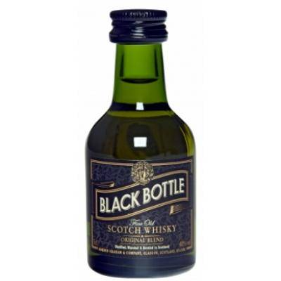 Black bottle (блэк боттл)