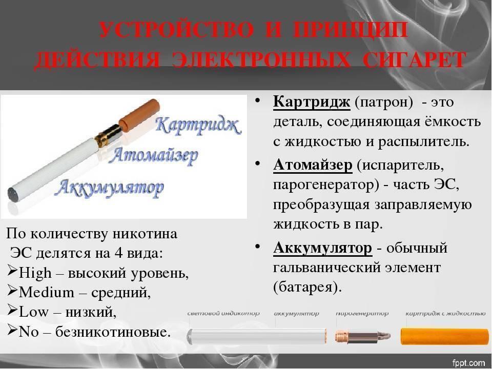 Пропиленгликоль в электронных сигаретах: вред для организма