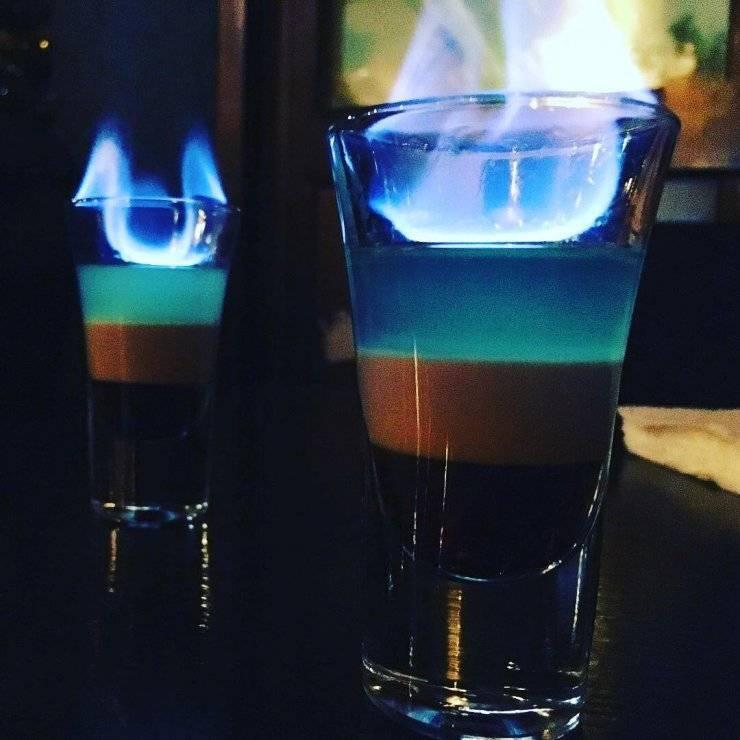 """Состав коктейля б-52: как делать и как пить — журнал """"рутвет"""""""