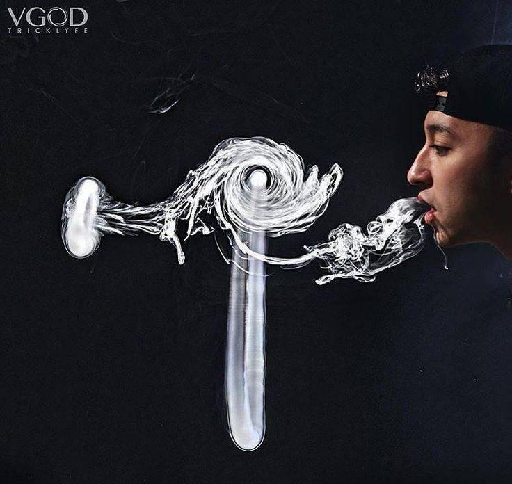 Как делать кольца из дыма, исторические факты, способы пускать колечки из пара электронной сигареты
