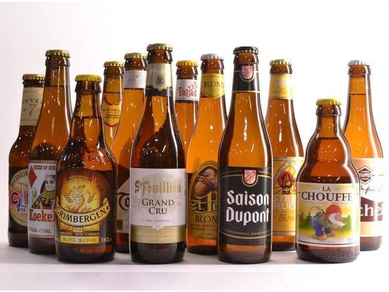 Лучшее бельгийское пиво топ 10 марок и сортов! - шаг за шагом