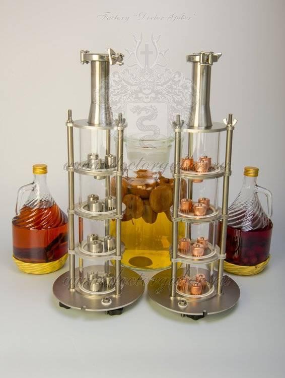 «доктор губер», самогонный аппарат: описание, характеристики, плюсы и минусы