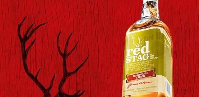 Jim beam red stag - новая линейка популярного бренда. история создания бурбона