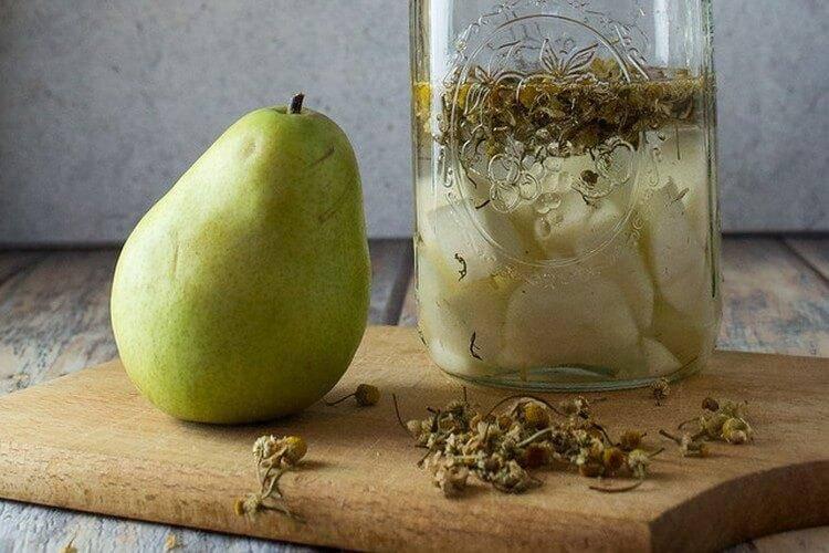 Наливка из груши: 4 рецепта в домашних условиях