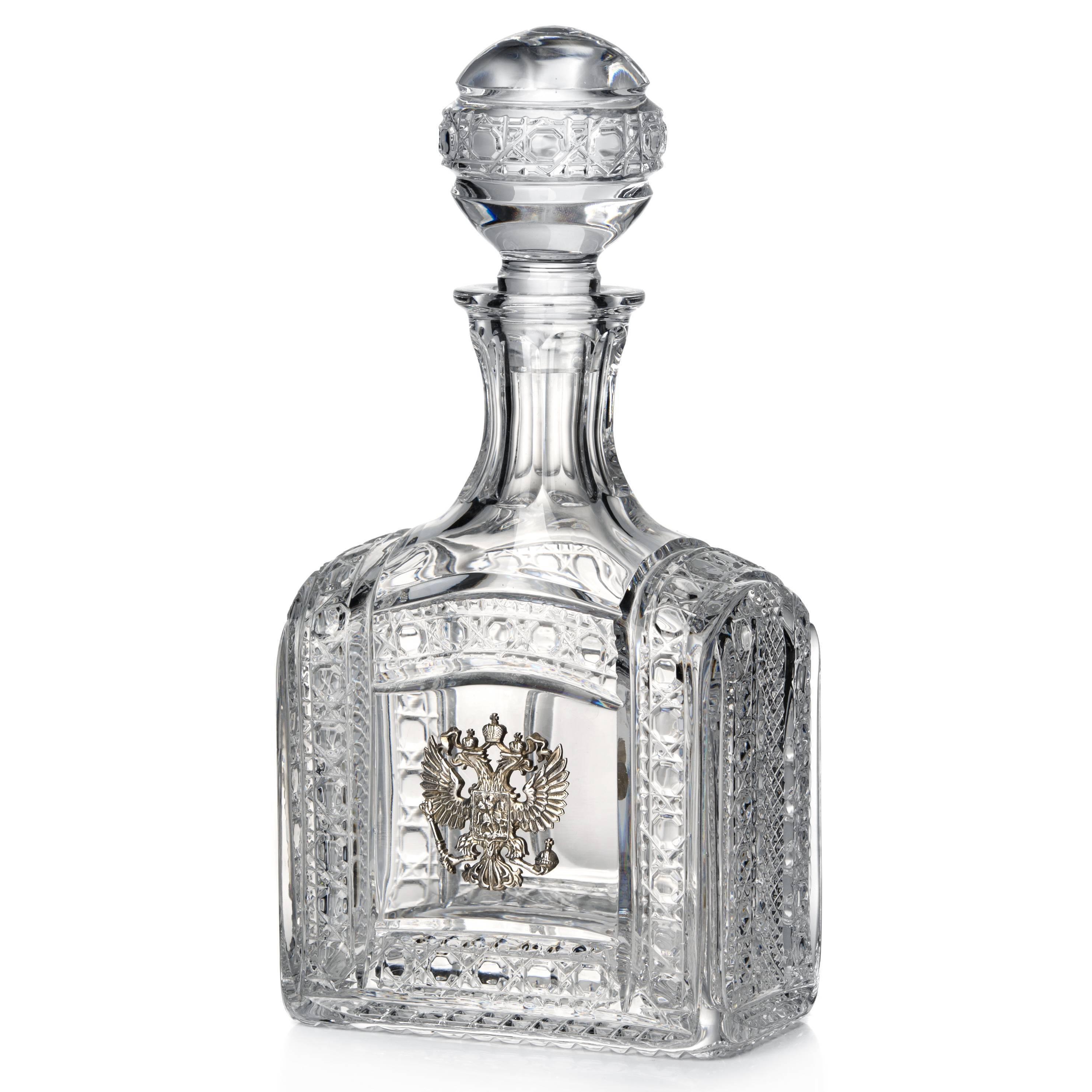 Штоф для водки – аналог древнерусской «кружки»