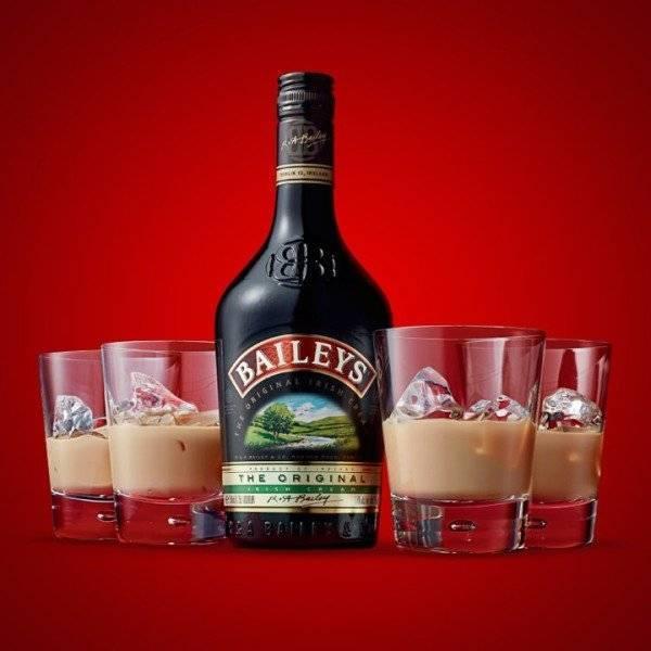 Как и с чем пить бейлиз. рецепты коктейлей из бейлиза