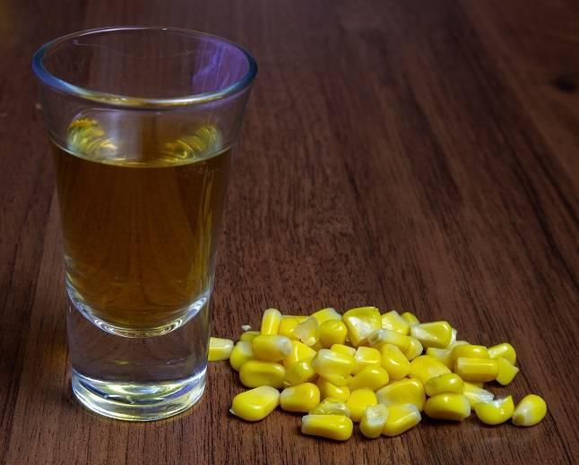 Как приготовить самогон из кукурузы