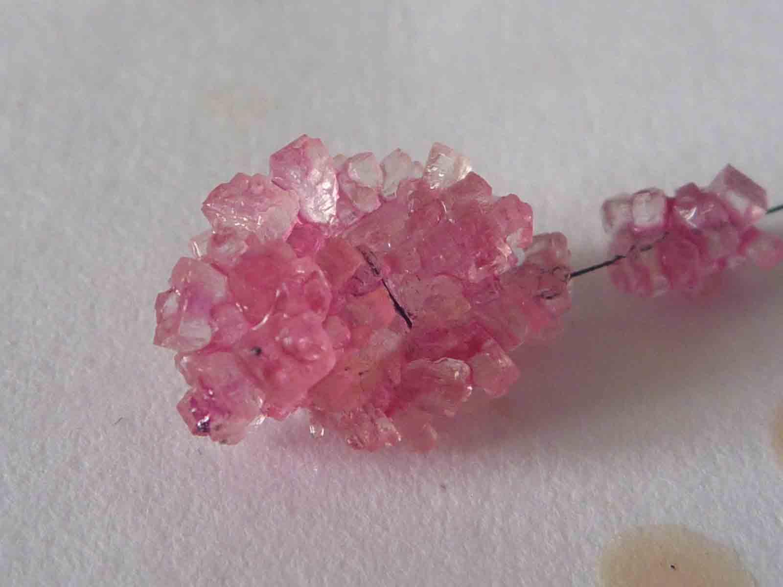 Как вырастить кристаллы соли - mel chemistry