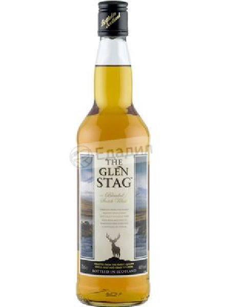 Обзор виски глен стаг