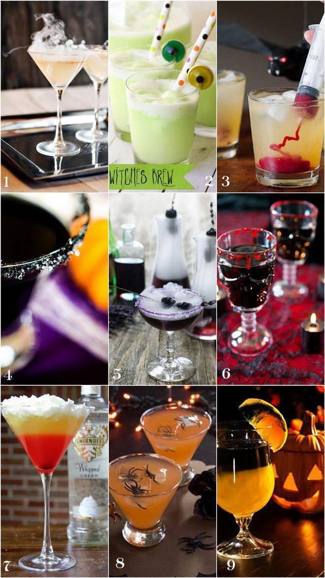 Кровавая мэри коктейль на хэллоуин. зловещие безалкогольные коктейли на хэллоуин