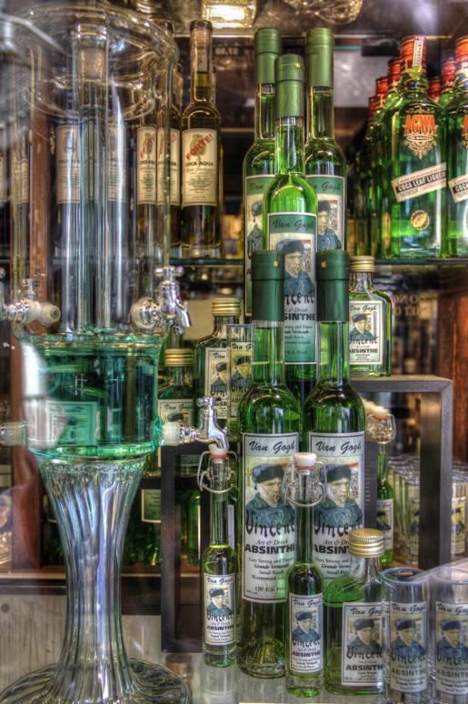 С чем абсент пьют? чем его разбавлять и в какой пропорции? как пьют абсент. культура пития