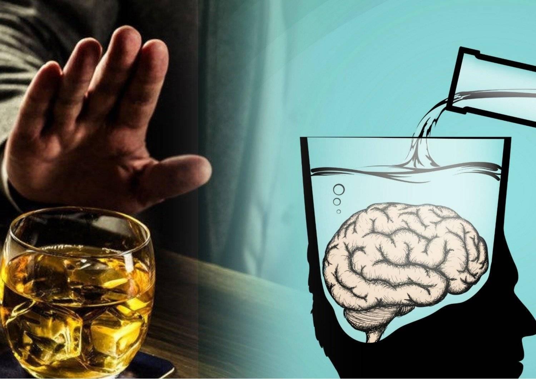 Восстанавливается ли мозг после отказа от алкоголя