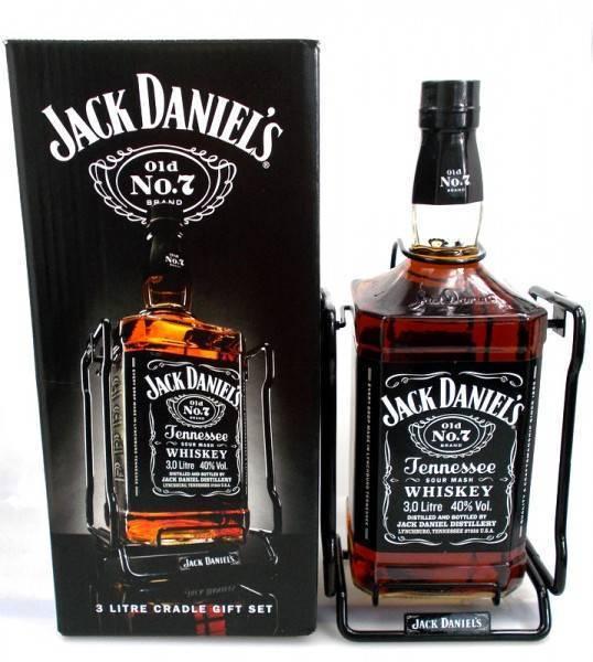 Виски jack daniels (джек дэниэлс) – описание и виды марки
