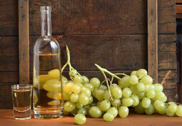 Граппа виноградная — итальянская водка