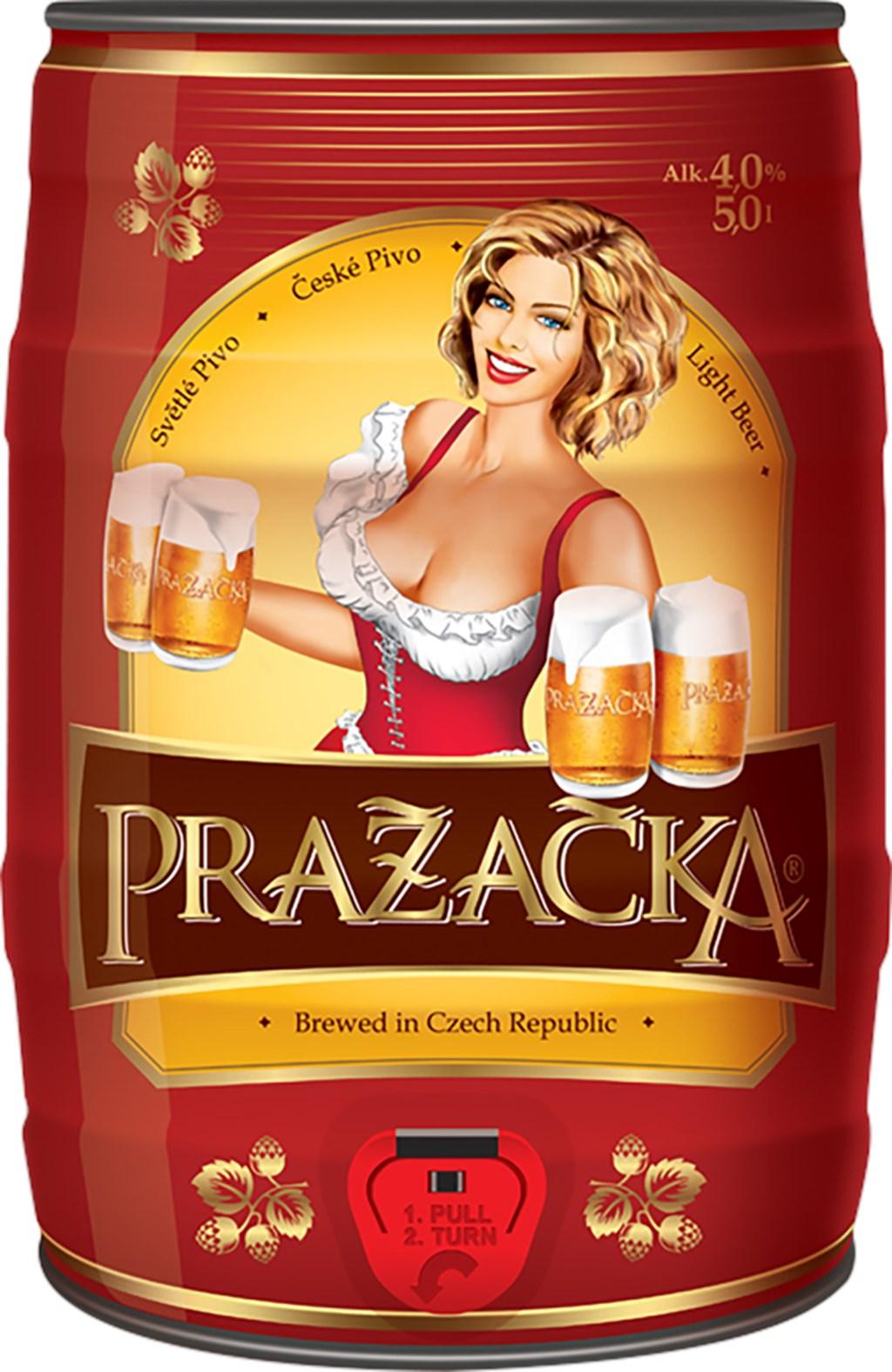 Пиво пражечка - вкусовые особенности