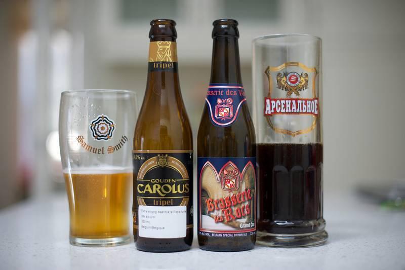 Какое бельгийское пиво самое старое? — pivo.by