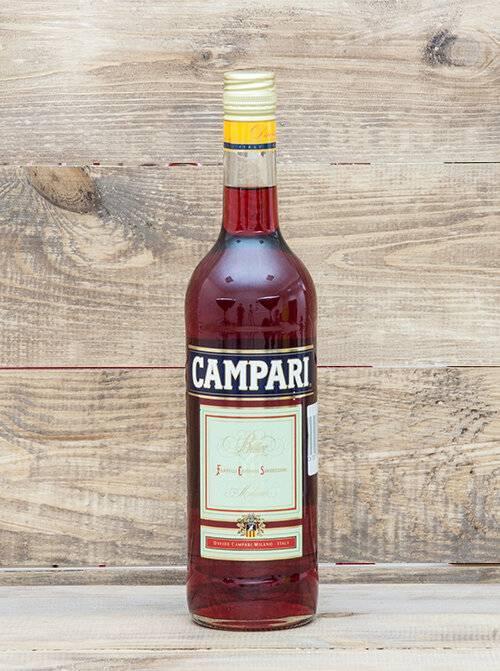 Как пить кампари правильно — рецепты коктейлей