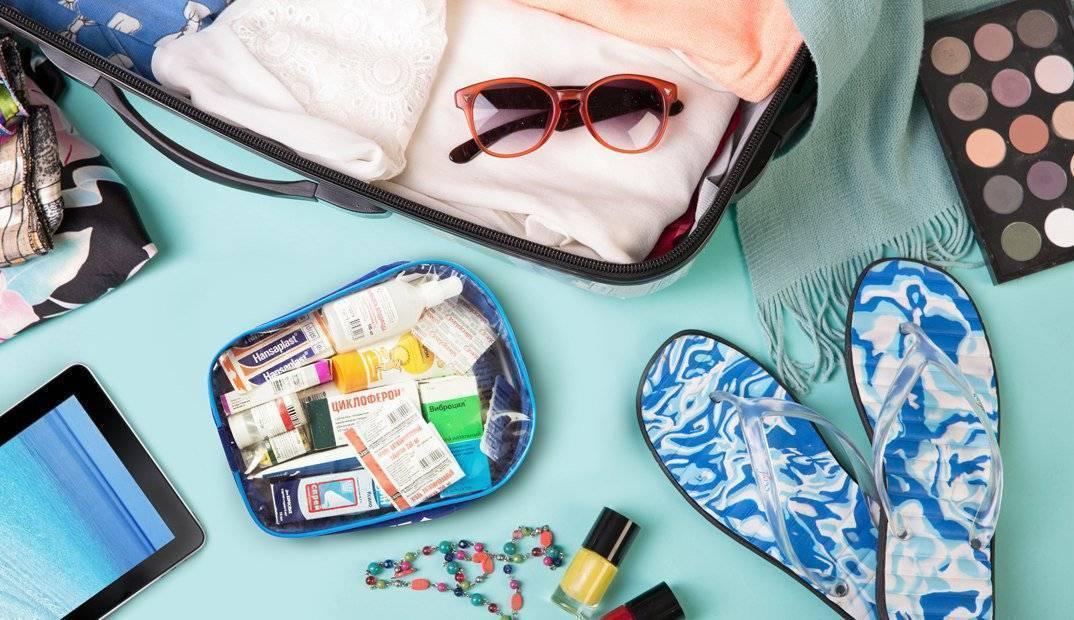 Как правильно собрать аптечку для похода? | активный образ жизни