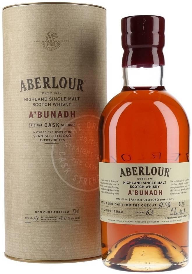 Обзор виски aberlour (аберлауэр) - дегустационные характеристики