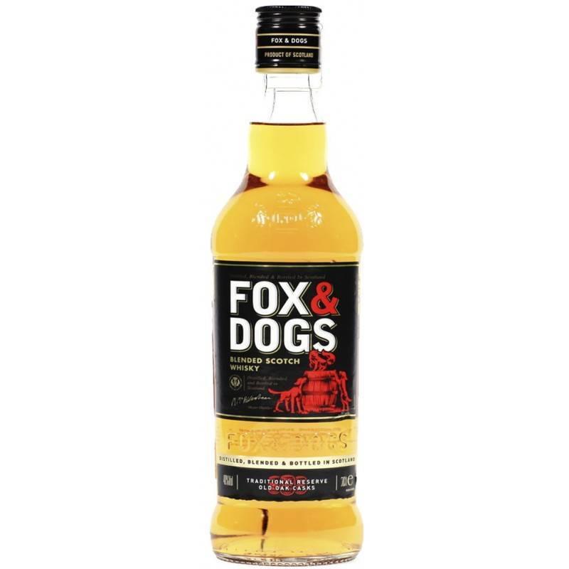 Виски fox&dogs (фокс энд догс): особенности изготовления и вкусовые характеристики | inshaker | яндекс дзен