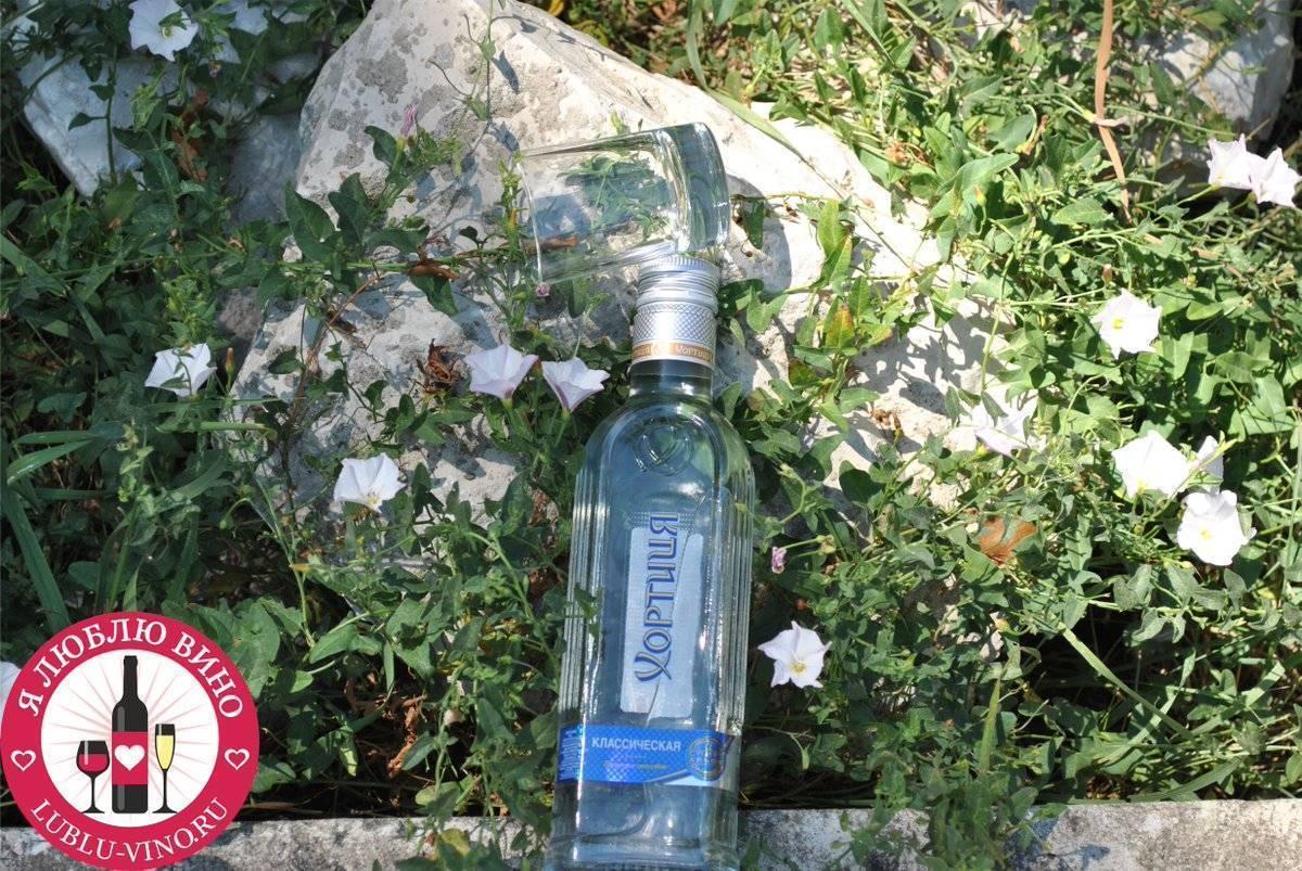 Водка хортица отзывы потребителей, отзывы, цена, характеристики