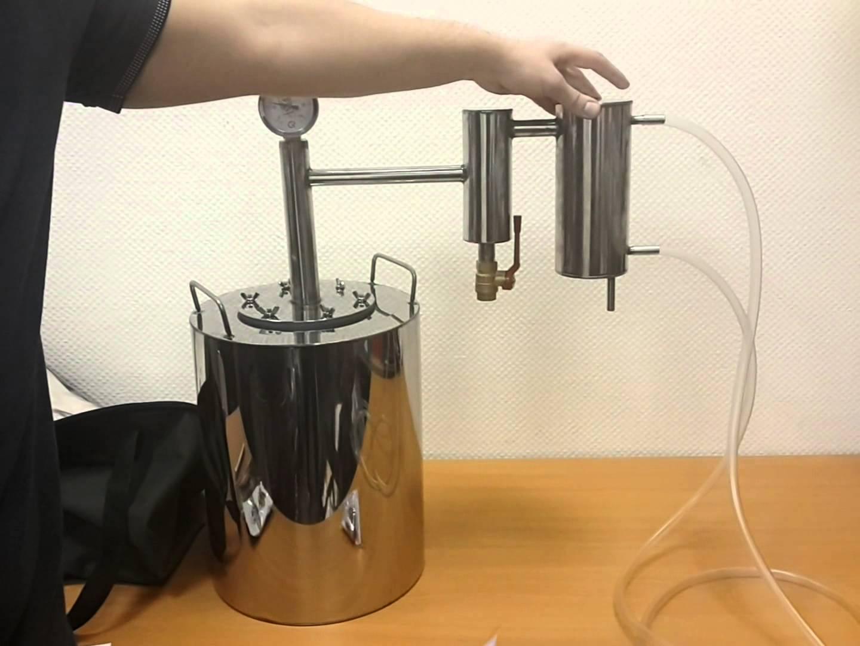 Как сделать самогонный аппарат своими руками: производство простейшей конструкции
