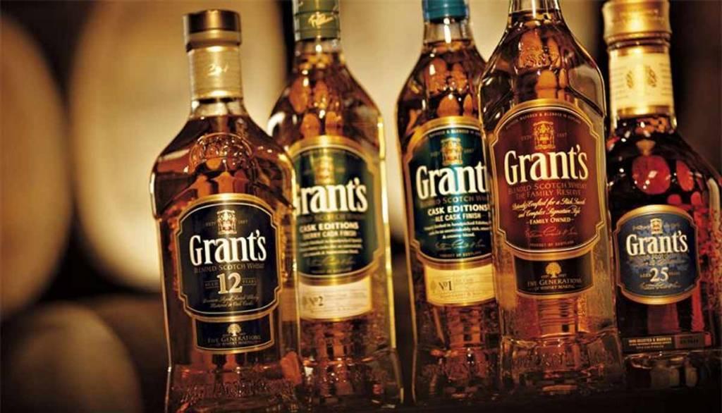 Виски грантс (grant's): история, обзор вкуса и видов + как отличить подделку