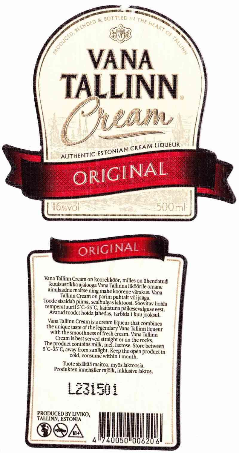 Ликер вана таллин (vana tallinn): состав, особенности вкуса, обзор линейки бренда