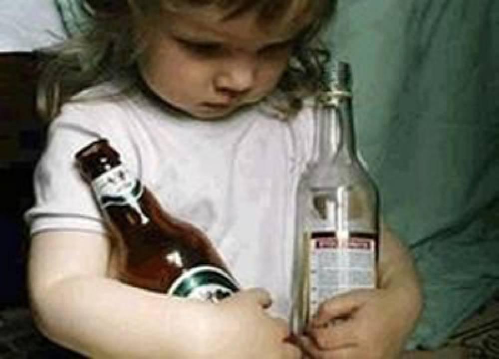 Дети алкоголиков внешние признаки