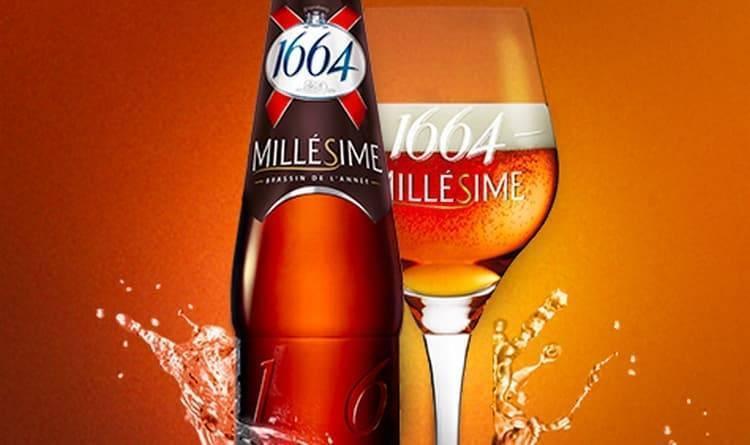 Kronenbourg 1664 - пиво №1 во франции