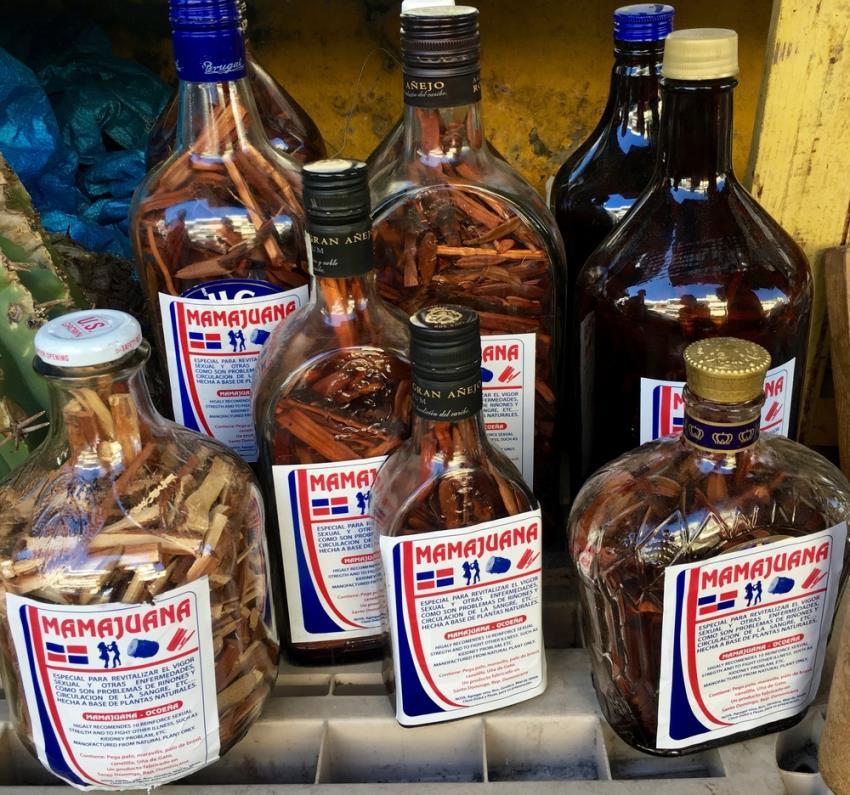 """Доминиканская настойка мамахуана – все секреты """"горячей штучки"""""""