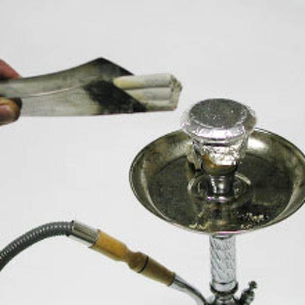 Можно ли использовать древесный уголь для курения кальяна