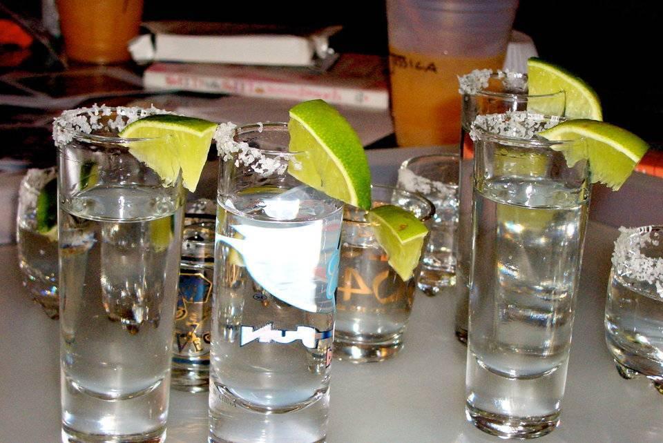 Как пить текилу дома - рецепты коктейлей