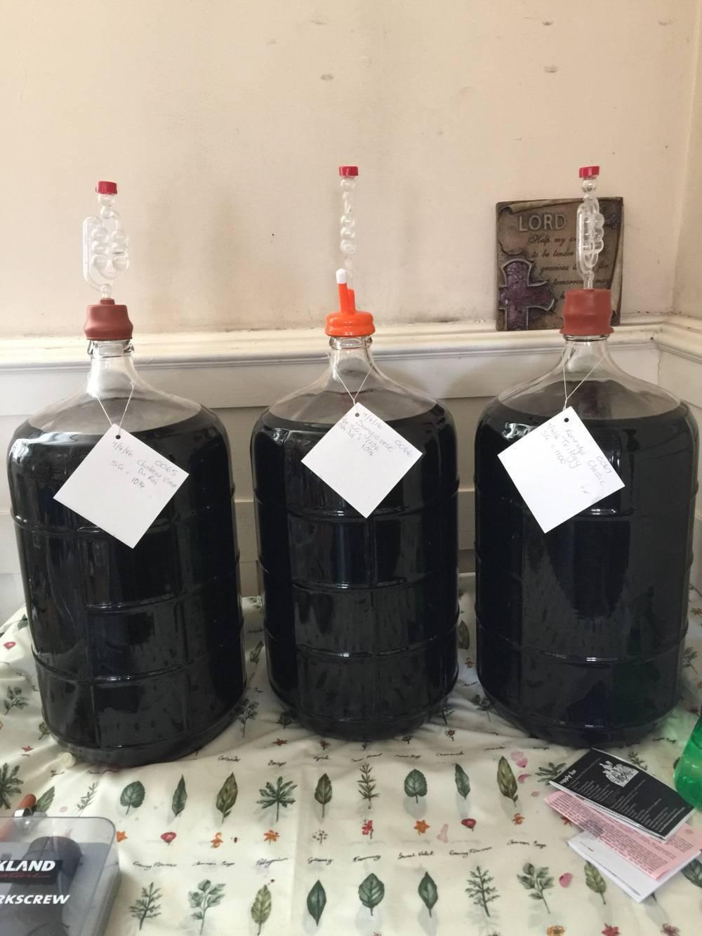 Креплёное вино с водкой в домашних условиях